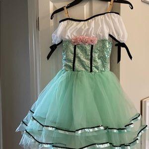 Weissman ballet costume